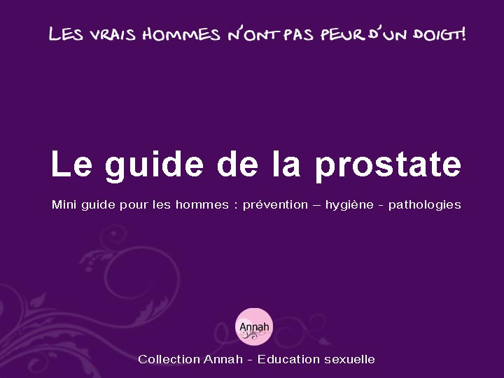 couverture mini guide prostate