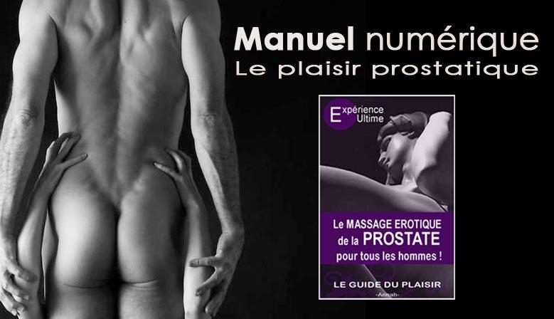 manuel sur le plaisir prostatique