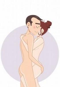 position sexuelle debout