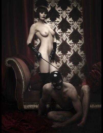 BDSM ineversion des rôles dominante-soumis